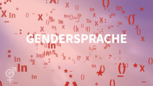 Gendersprache_Titel_Logo